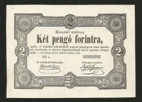 2pengőft1849ef1