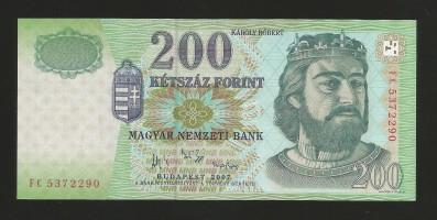 200 2007fc unc