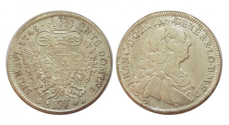 Ferenc-XV-kr-1749 j