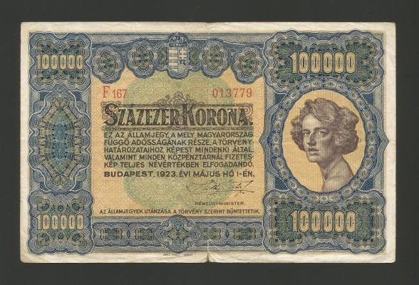 100000korona1923a