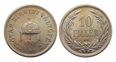 10fillér1908