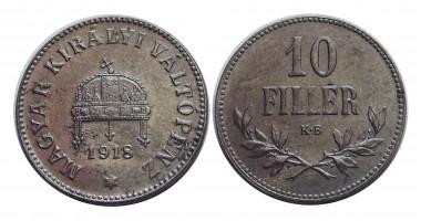 10fillér1918vas