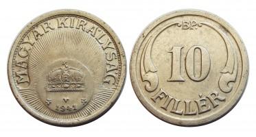 10fillér1941