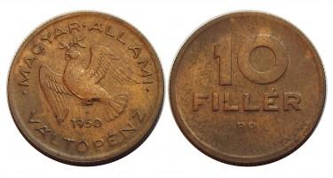 10fillér1950