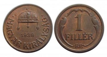 1fillér1938