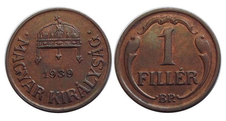 1fillér1939