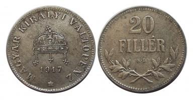 20fillér1917