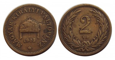 2fillér1903