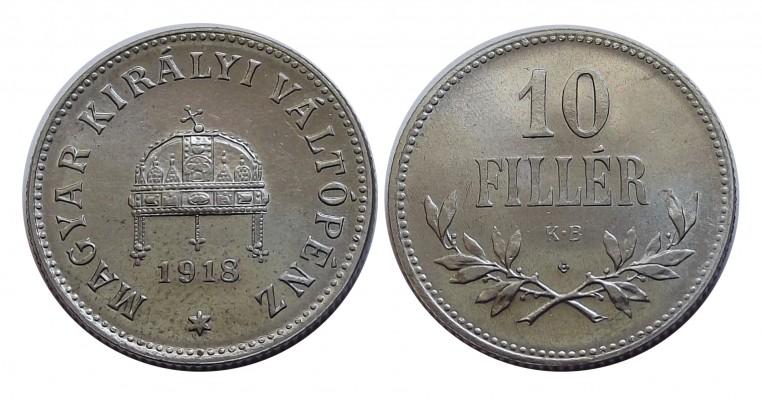 rozetta10fillér1918