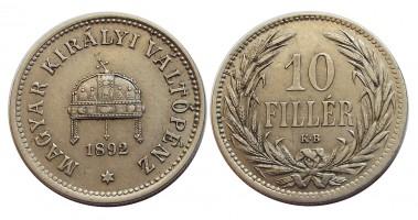 10fillér1892