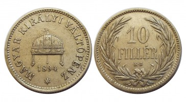10fillér1894