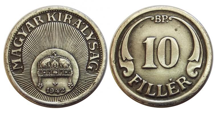 10fillér1942