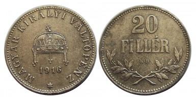 20fillér1916