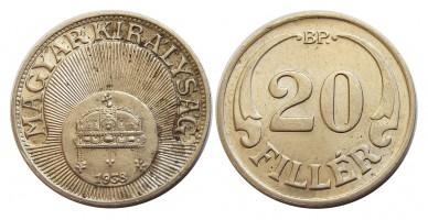 20fillér1938