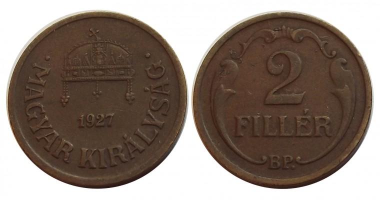 2fillér1927