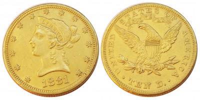 10dollár1881