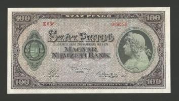 100pengő1926gvf1