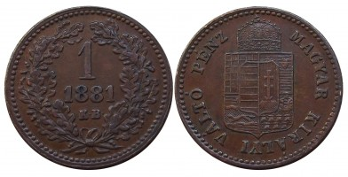 1krajcár1881