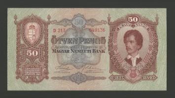 50pengő1932unc1