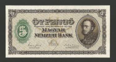 5pengő1926sorszámnélkülgef1