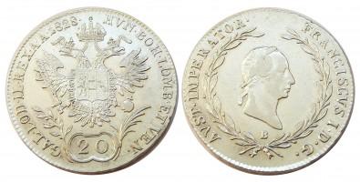 20krajcár1828b
