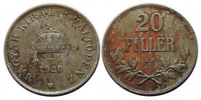 20fillér1920