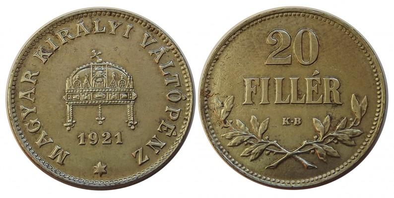 20fillér1921