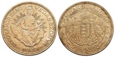 2pengő1929