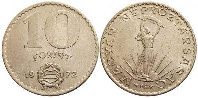 10forint1972