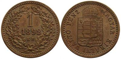 1krajcár1892
