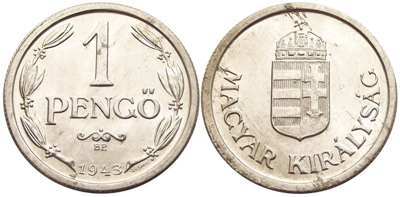 1pengő1943