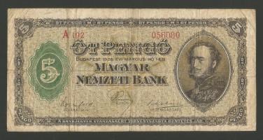 5pengő1926vf1