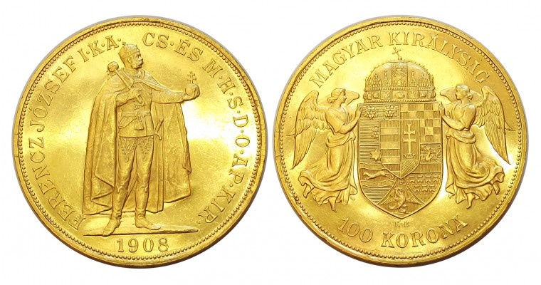 100korona1908