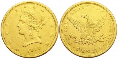 10dollár1841