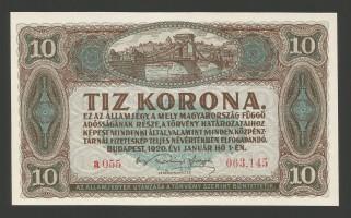 10korona1920unc1