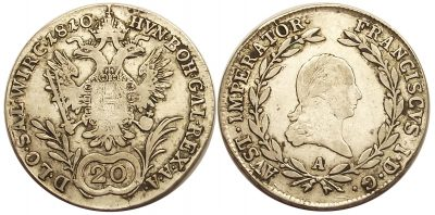 20kreuzer1810a