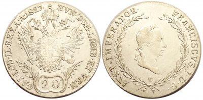 20kreuzer1827e