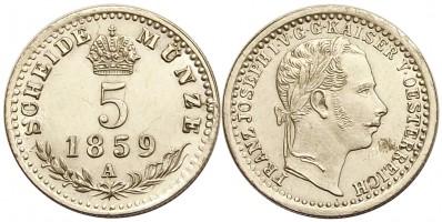 5kreuzer1859a