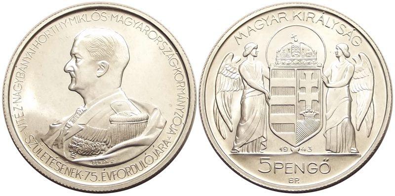 5pengő1943unc2