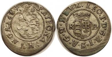lipótdénár1689