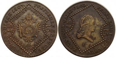 15krajcár1807s