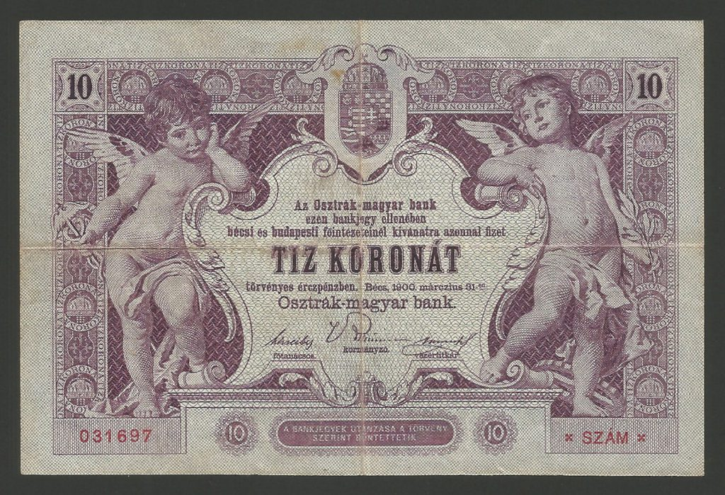 10 korona 1900